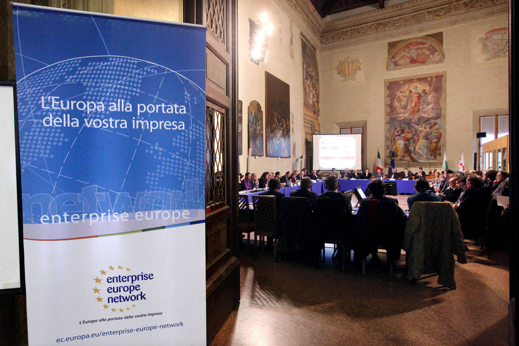 Enterprise Europe Network - foto di Unioncamere Emilia-Romagna