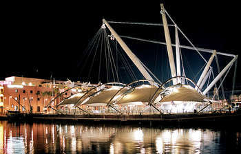 Porto di Genova - foto di Fernando Stankuns