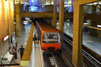 Metropolitana - foto di Florian Fèvre