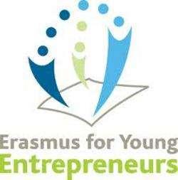 Logo Erasmus per imprenditori