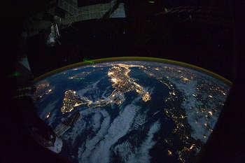 Patti per il Sud - Author: NASA