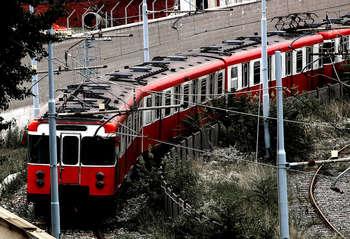Trasporto pubblico - photo credit: Obliot