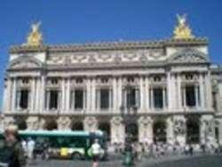 Parigi, l'Opera Garnier - foto di Alessandra Flora