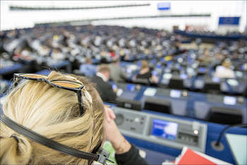 EP Plenary - Photo credit: European Parliament via Foter.com / CC BY-NC-ND