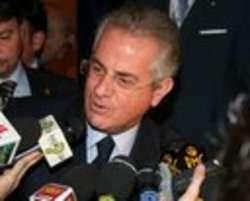 Ministro Claudio Scajola