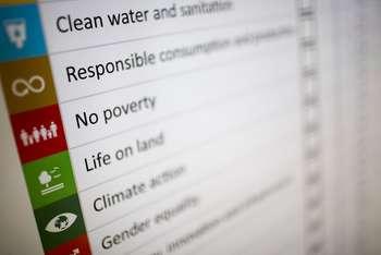 Sviluppo sostenibile - Photo credit: Global Festival of Ideas for Sustainable Development