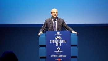 Verona 16.02.2018, Assise Generali Confindustria - Vincenzo Boccia