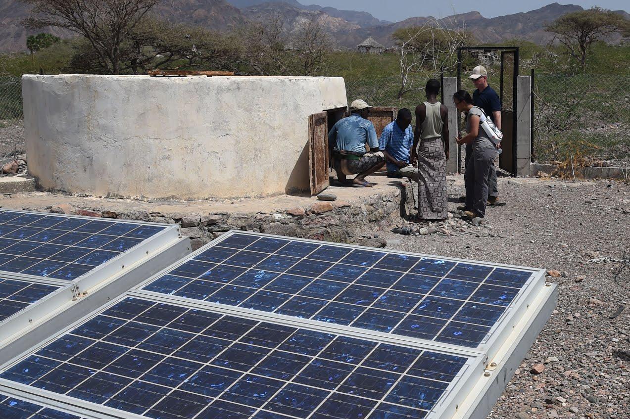Progetti di cooperazione su energia e sviluppo - By SSgt Tiffany DeNault CJTF-HOA/PAO Djibouti, May 18, 2016