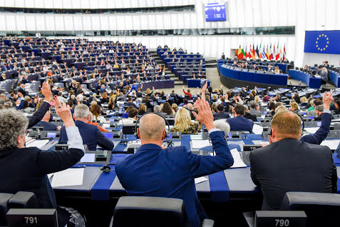 Parlamento europeo - Photo credit: European Parliament