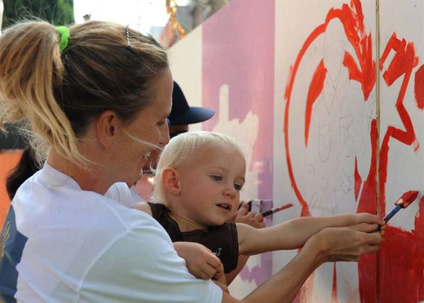 Servizio europeo solidarietà e volontariato - Photo credit http://www.usafe.af.mil