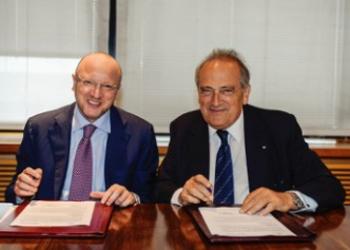 Accordo Confindustria-LUISS - photo credit Confindustria