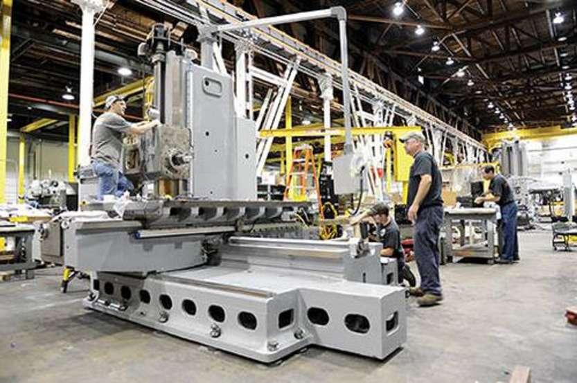 Industria 4.0 - photo credit: Defense Logistics Agency