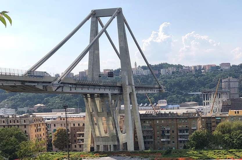 Ponte Morandi - Author Michele Ferraris