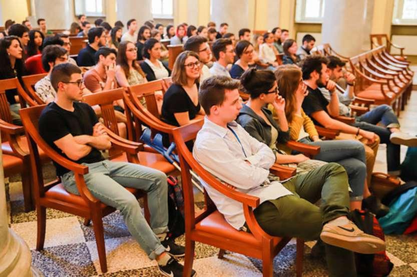 Scuola - photo credit: Università di Pavia