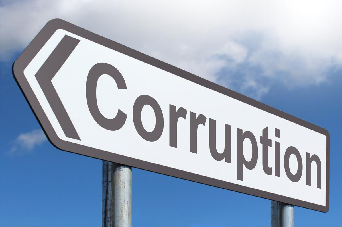 Corruzione - Photo credit Nick Youngson CC BY-SA 3.0 Alpha Stock Images