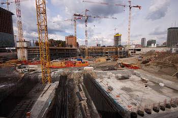 Opere urbanizzazione - photo credit: Alessandro
