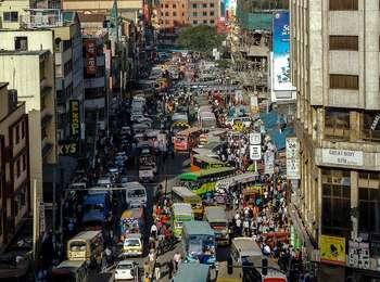 Trasporti Africa