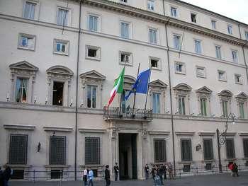 Palazzo Chigi - Photo credit agenziami