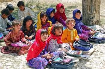 Aiuti UE in Afghanistan