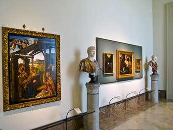 Museo di Capodimonte - Photo credit: Armando Mancini