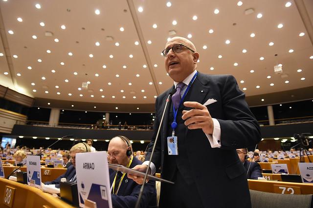 Gaetano Armao - Photo credit: EPP Group in the CoR