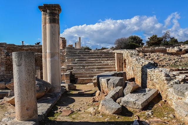 Cultural Heritage - Photo credit: Dimitris Vetsikas from Pixabay