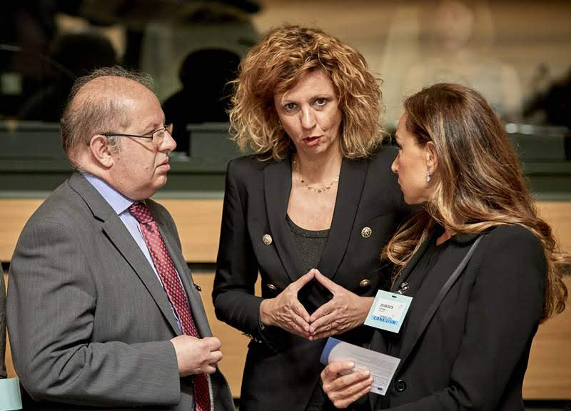 Barbara Lezzi - Copyright: European Union