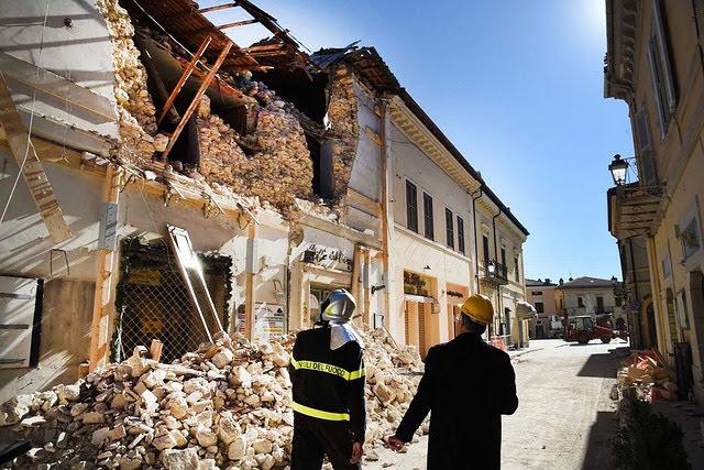 Rapporto sisma 2016: Photocredit Marcello Migliosi da Pixabay