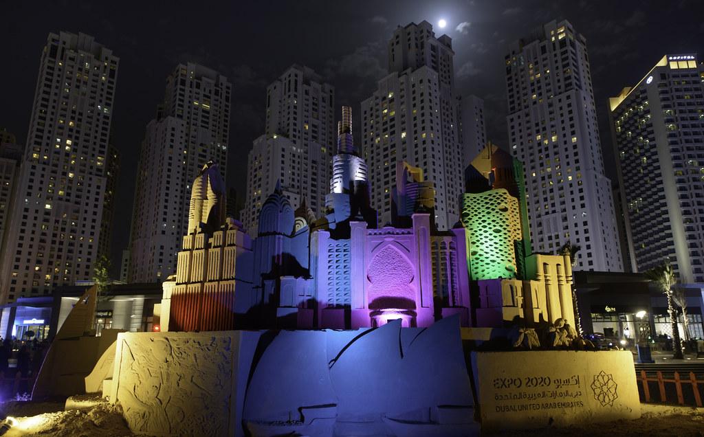 Expo 2020 Dubai - Photo credit: Jimmy Baikovicius