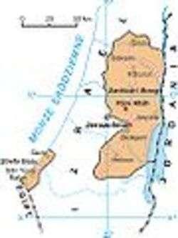 Palestine-map - immagine di Aotearoa