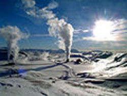 Geothermal Power Plant - Foto di Ásgeir Eggertsson
