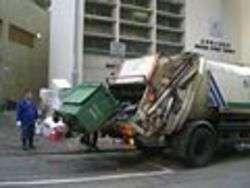 Garbage Truck - Foto di Bedgeska