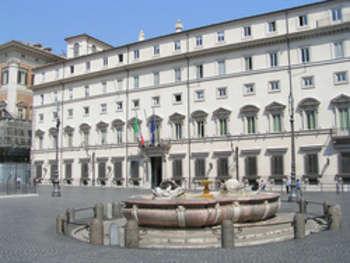 Palazzo Chigi - foto di Simone Ramella