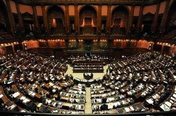 Aula Camera - fonte: Camera dei deputati